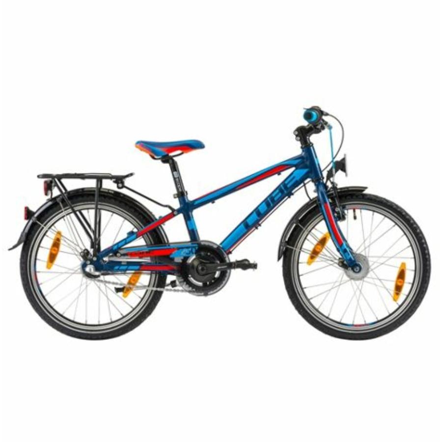 """Cube Kid 200 Allroad blue 20"""" Gyermek Kerékpár"""