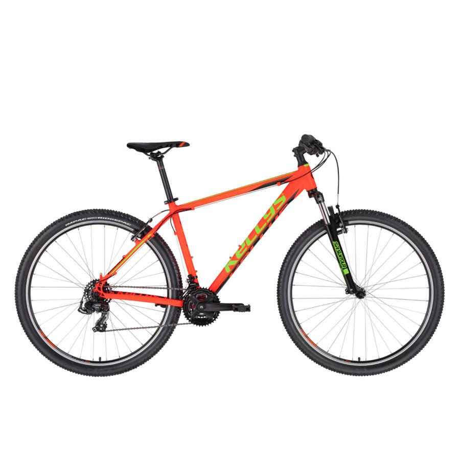 """Kellys Madman 10 Neon Orange MTB 27,5"""" kerékpár 2020"""