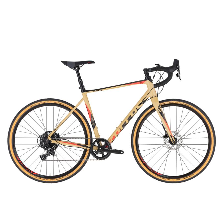 Kellys Soot 70 gravel kerékpár 2020