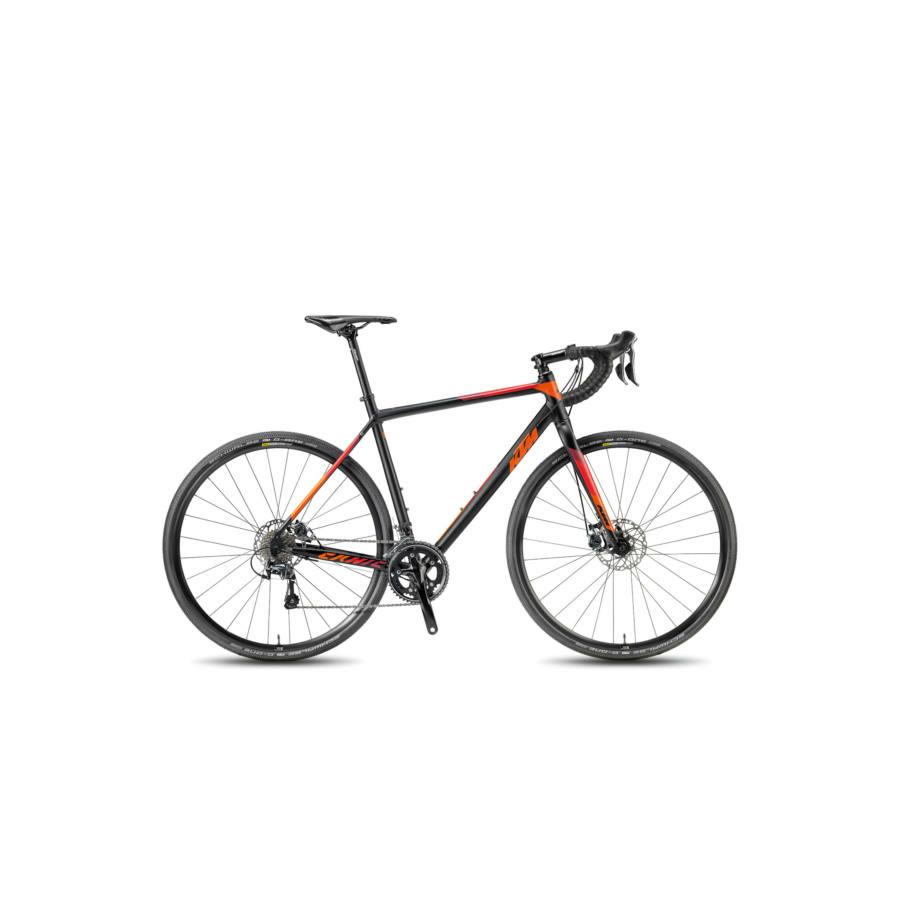 KTM CANIC CXA 2018 Cyclocross Kerékpár