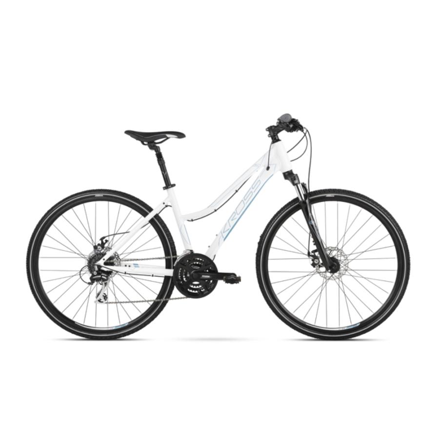 Kross Evado 4.0 2018 Női modell- Cross Trekking Kerékpár