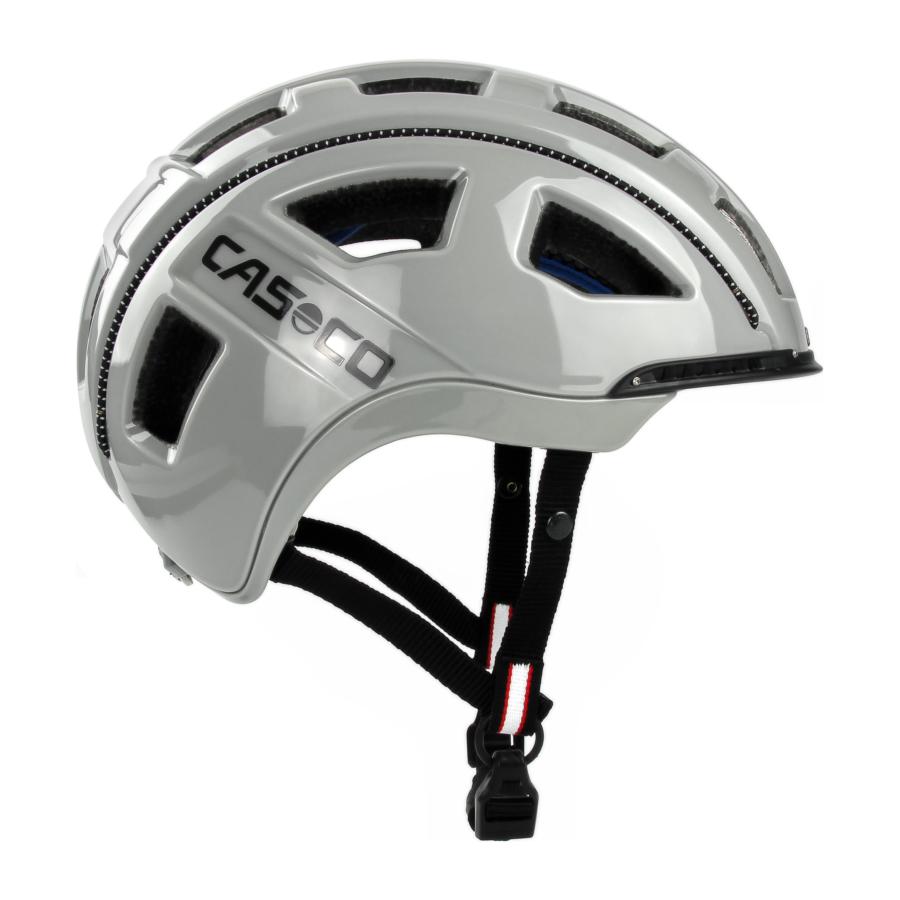 CASCO E.MOTION2 Elektromos Kerékpár Sisak - WHITE