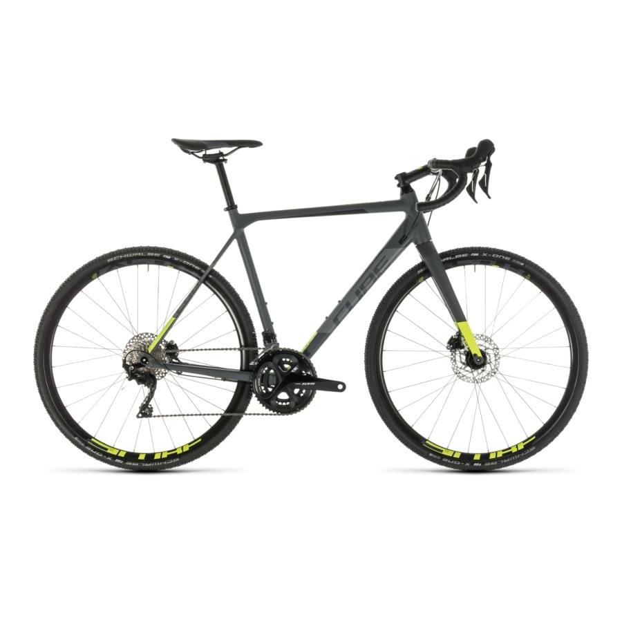 CUBE CROSS RACE PRO Férfi Cyclocross Kerékpár 2019