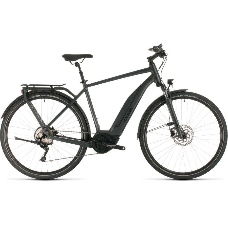 CUBE TOURING HYBRID PRO 500 Férfi Elektromos Trekking Kerékpár 2020 - Több Színben