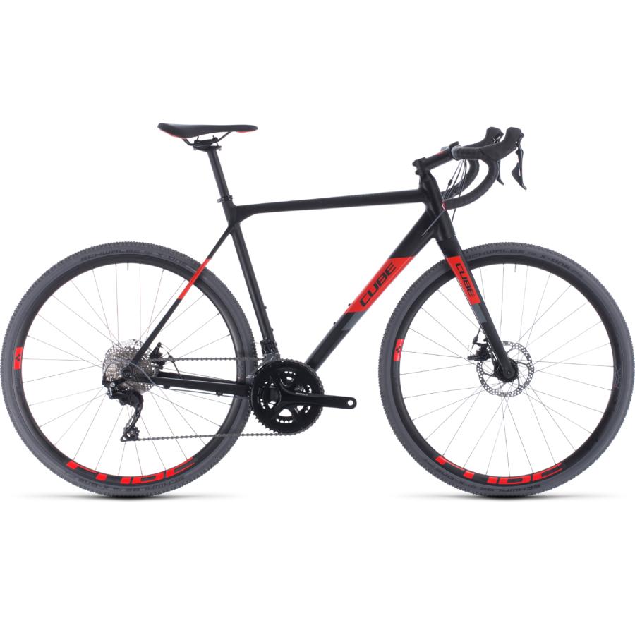 CUBE CROSS RACE Férfi Cyclocross Kerékpár 2020