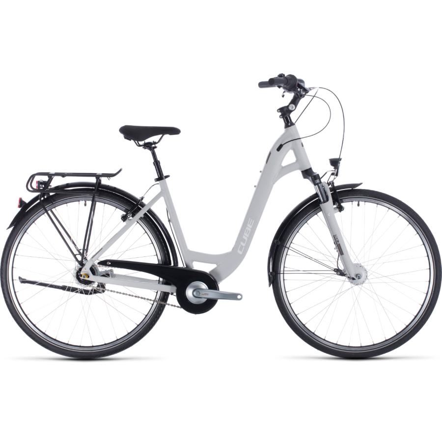 CUBE TOWN PRO EASY ENTRY Unisex Városi Kerékpár 2020 - Több Színben