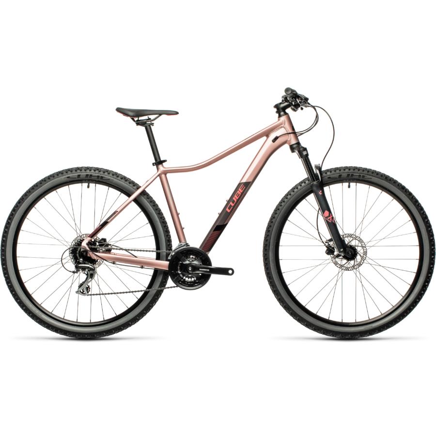 """CUBE  ACCESS WS EAZ BLUSHMETALLIC´N´GREY 29"""" Női MTB Kerékpár 2021"""
