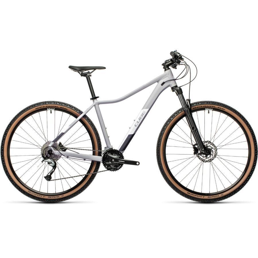 """CUBE ACCESS WS PRO GREY´N´WHITE 29"""" 2021"""