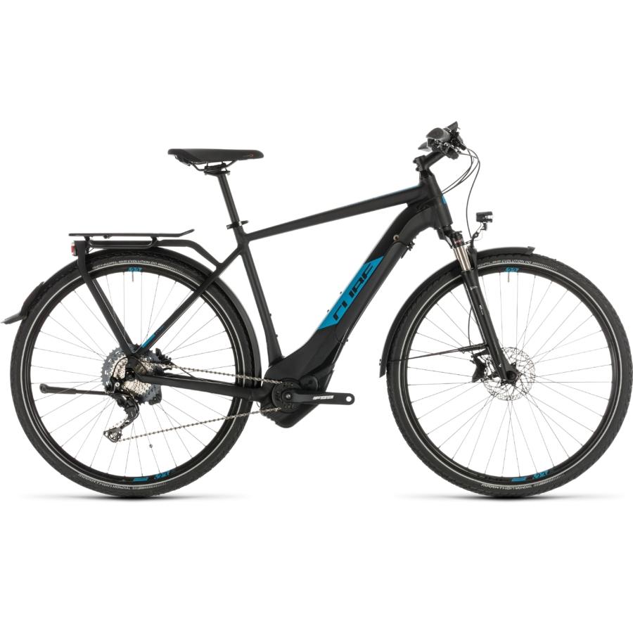 CUBE KATHMANDU HYBRID Exc 500 Férfi Elektromos Trekking Kerékpár 2019
