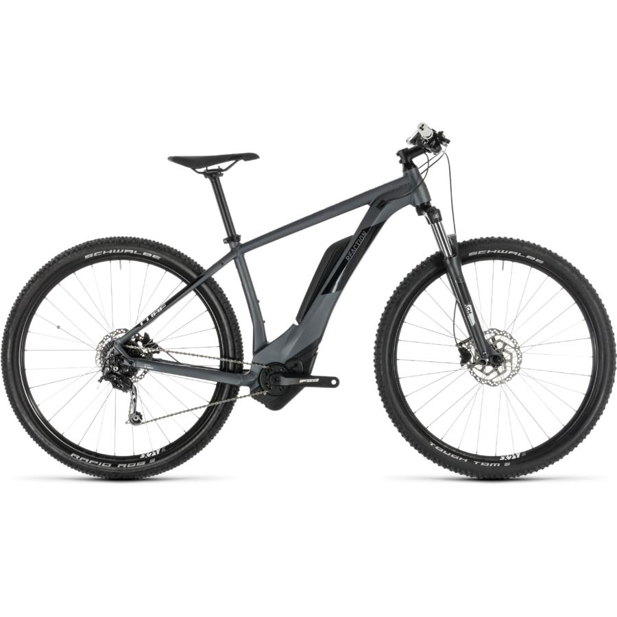 CUBE REACTION HYBRID ONE 500 27,5 Férfi Elektromos MTB Kerékpár 2019 - Több Színben