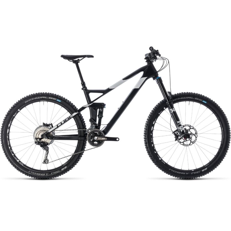 CUBE STEREO 140 HPC SL  Férfi Összteleszkópos MTB Kerékpár 2018