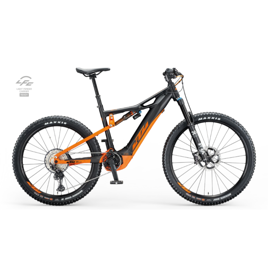 KTM MACINA KAPOHO 2971 Férfi Elektromos Összteleszkópos MTB Kerékpár 2020
