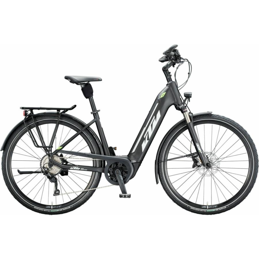 KTM MACINA STYLE 630 EASY ENTRY 2020 Női Elektromos Trekking Kerékpár