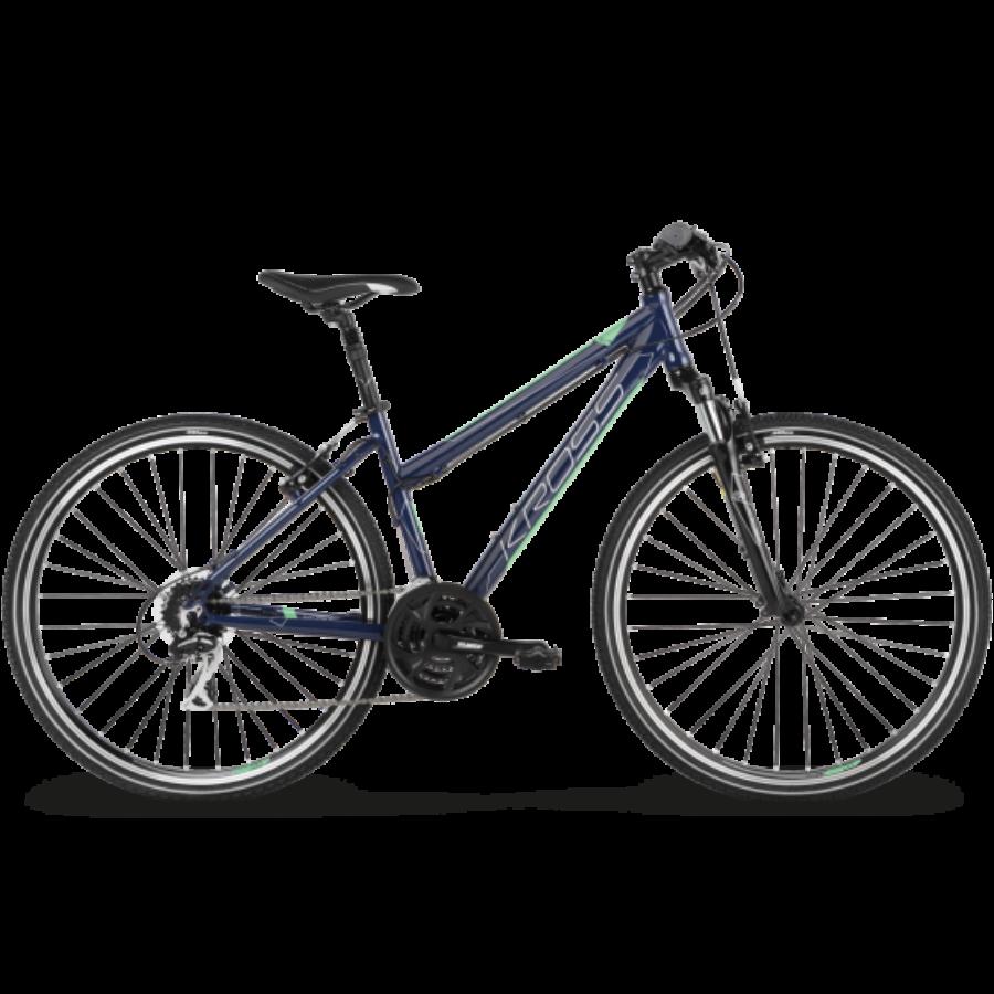 Kross Evado 3.0 Női Cross Trekking Kerékpár 2019 - Több Színben