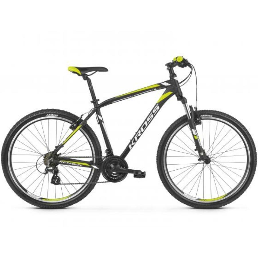 """Kross Hexagon 2.0 26"""" Férfi MTB Kerékpár 2019 - Több Színben"""