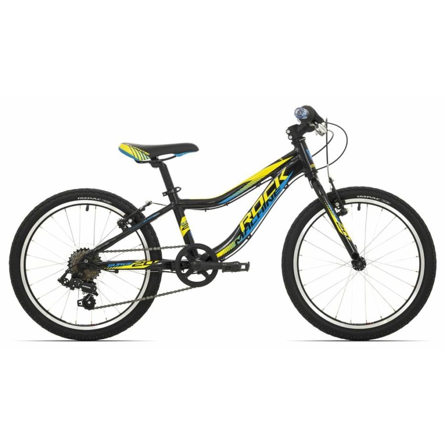 """Rock Machine Surge 20 20""""-os gyermek kerékpár 10"""""""