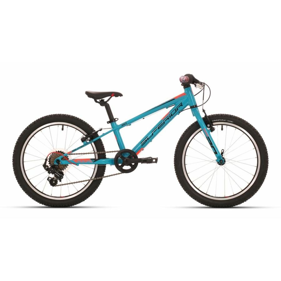 """Superior Racer XC 20 20""""-os gyermek kerékpár 9"""""""
