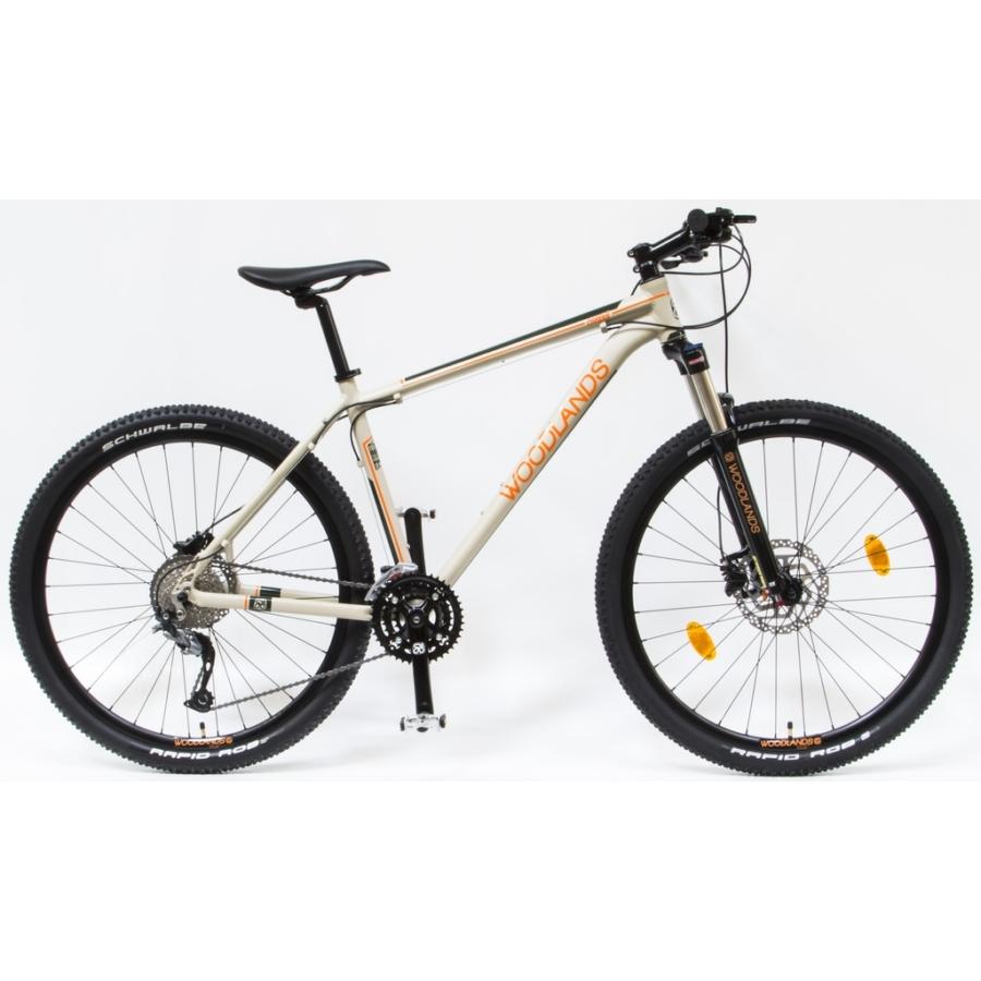 Csepel WOODLANDS PRO 27,5/18 MTB 2.1 27SP M kerékpár - 2020