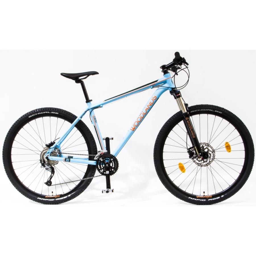 Csepel WOODLANDS PRO 29/19 MTB 2.1 27SP M kerékpár - 2020