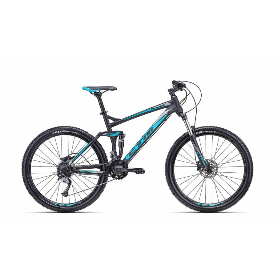 CTM ROCKER  2019 Összteleszkópos kerékpár