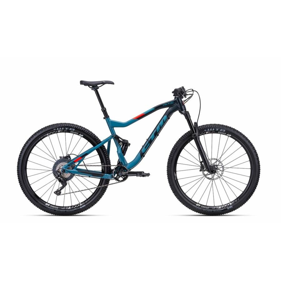 CTM RIDGE PRO 2019 Összteleszkópos kerékpár