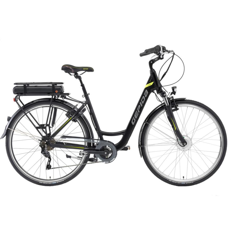 "Gepida CRISIA ALTUS 7 BAF-F 28"" W elektromos 2019 női kerékpár"