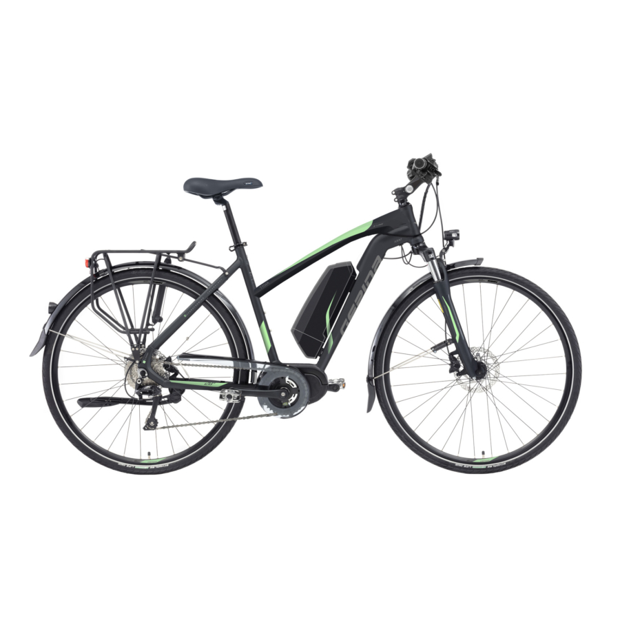 "Gepida TISIA ALIVIO 9 BAF-M 28"" L elektromos 2019 női kerékpár"