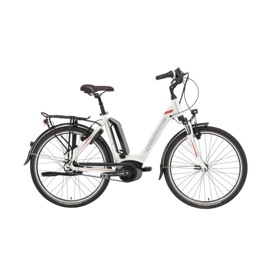 "Gepida REPTILA 900 NEXUS 8 26"" W elektromos 2019 női kerékpár"