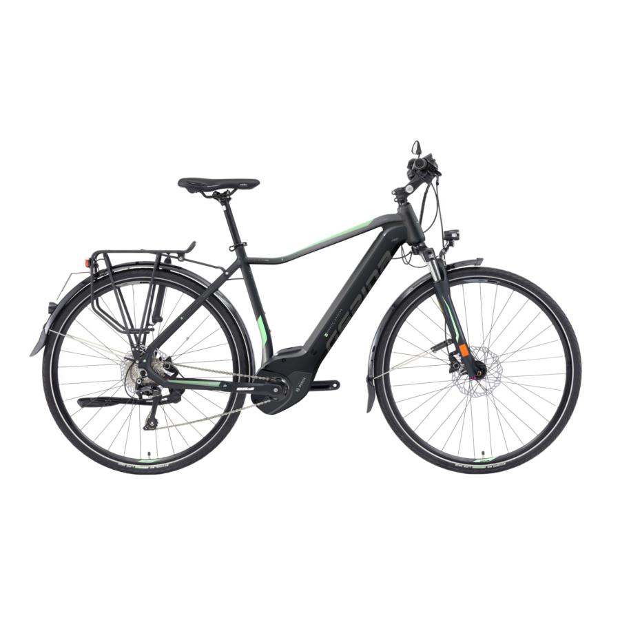 "Gepida FASTIDA PRO XT 10 28"" M elektromos 2019 férfi kerékpár"