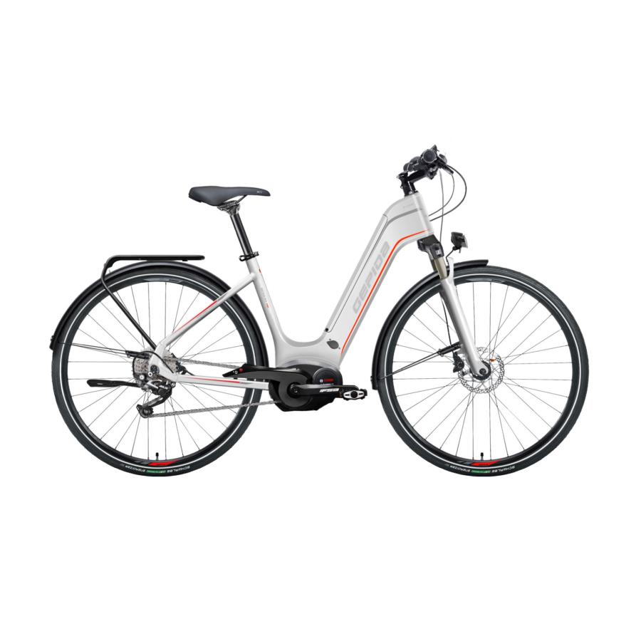 """Gepida BONUM PRO SLX 10 POWERTUBE 28"""" W elektromos 2019 női kerékpár"""