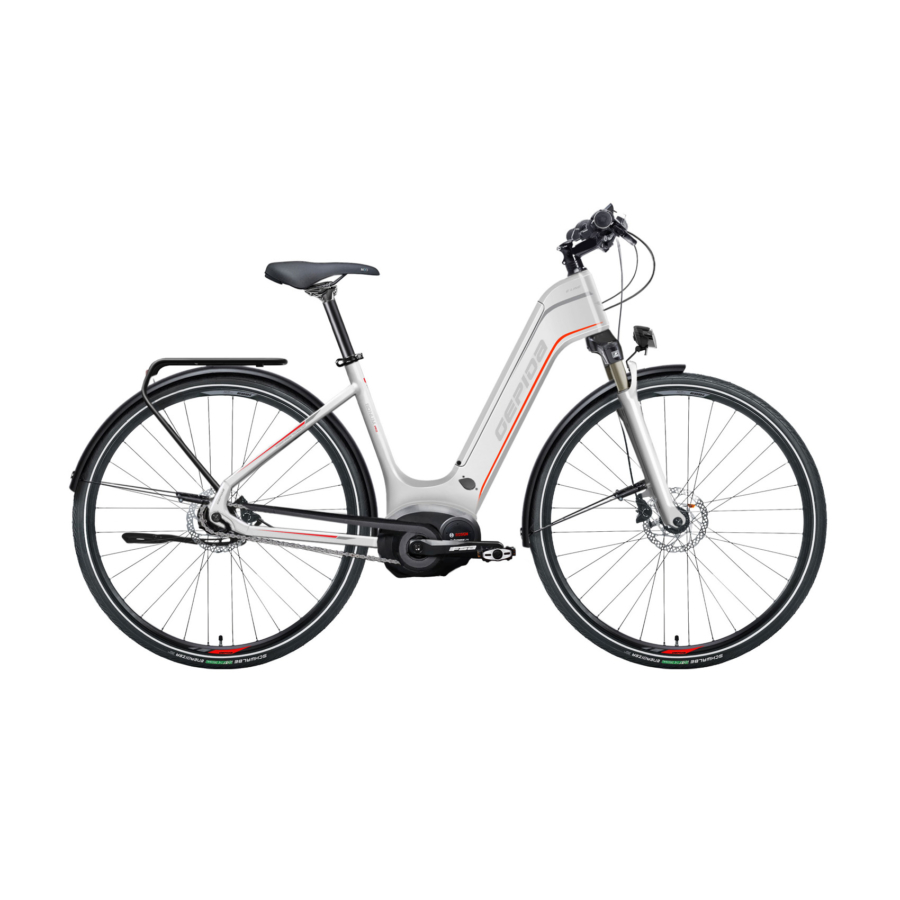 """Gepida BONUM PRO NEXUS 8 POWERTUBE 28"""" W elektromos 2019 női kerékpár"""