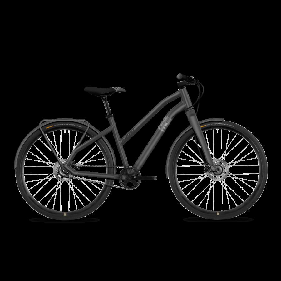 Ghost Square Urban 5.8 AL W 2019 Női Cross/ Trekking/ Városi-City kerékpár