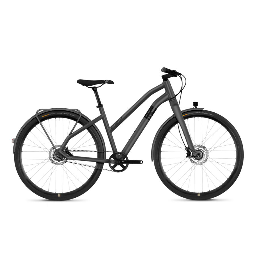 Ghost Square Urban X7.8 AL W 2019 Női Cross/ Trekking/ Városi-City kerékpár