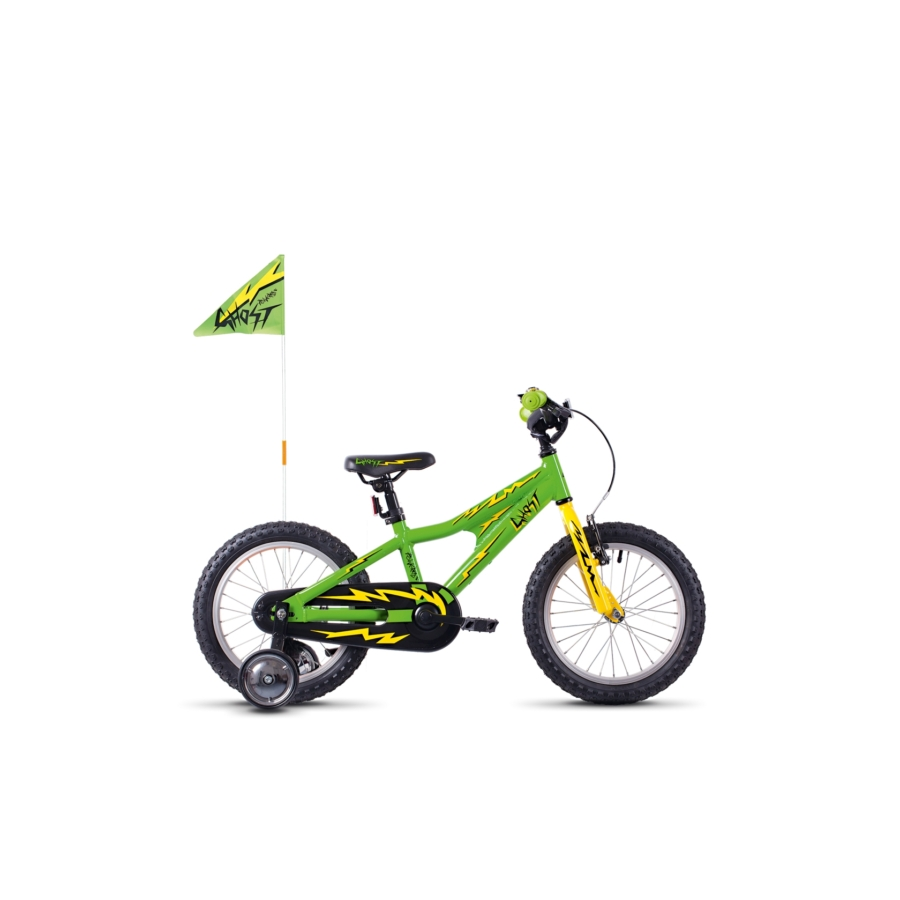 Ghost POWERKID AL 16 K Gyerek kerékpár - 2020 - több színben