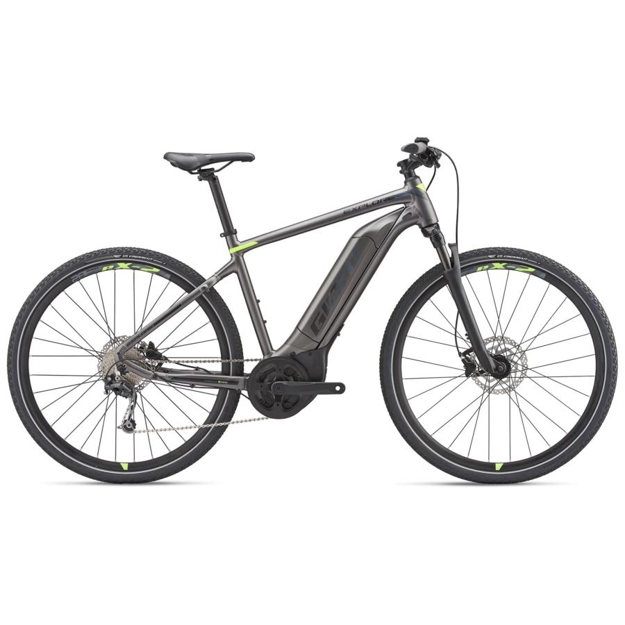 Giant Explore E+ 3 GTS - 2019 - elektromos kerékpár
