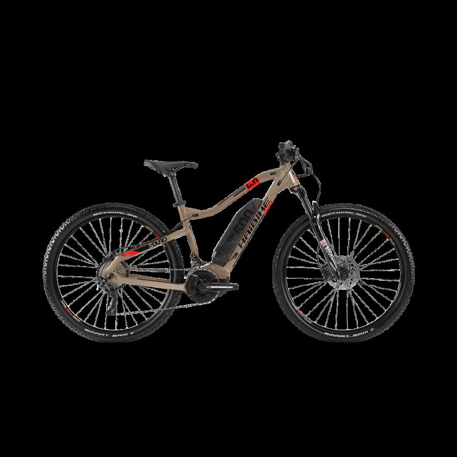 Haibike SDURO HardNine 4.0 Férfi Elektromos MTB Hardtail Kerékpár 2020