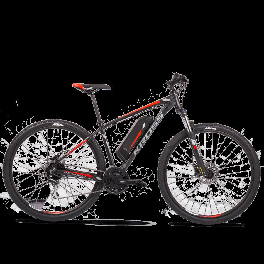 Kross HEXAGON BOOST 1.0  MTB - E-bike Elektromos kerékpár - 2020