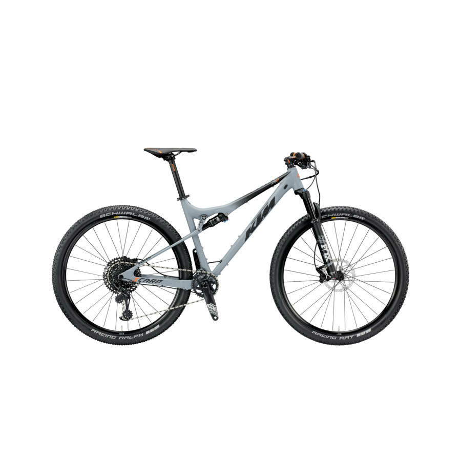 KTM SCARP 293 12 Férfi Összteleszkópos MTB Kerékpár 2019
