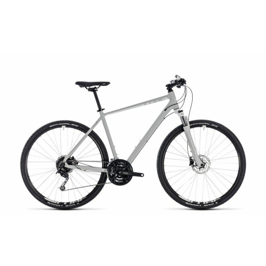 CUBE NATURE PRO Női modell, Cross Trekking Kerékpár