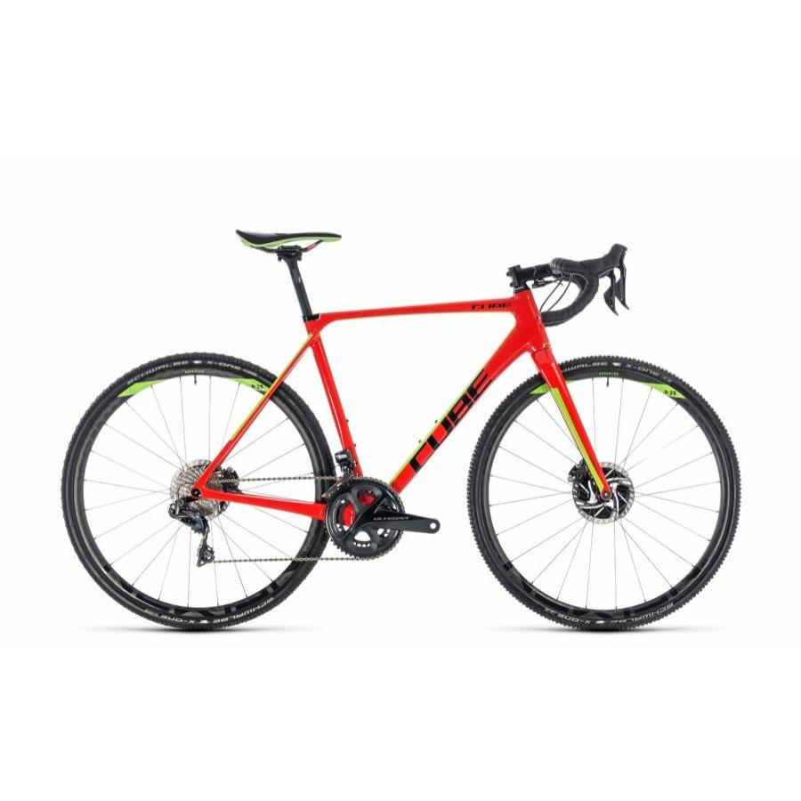 CUBE CROSS RACE C:62 SLT 2018 Országúti kerékpár