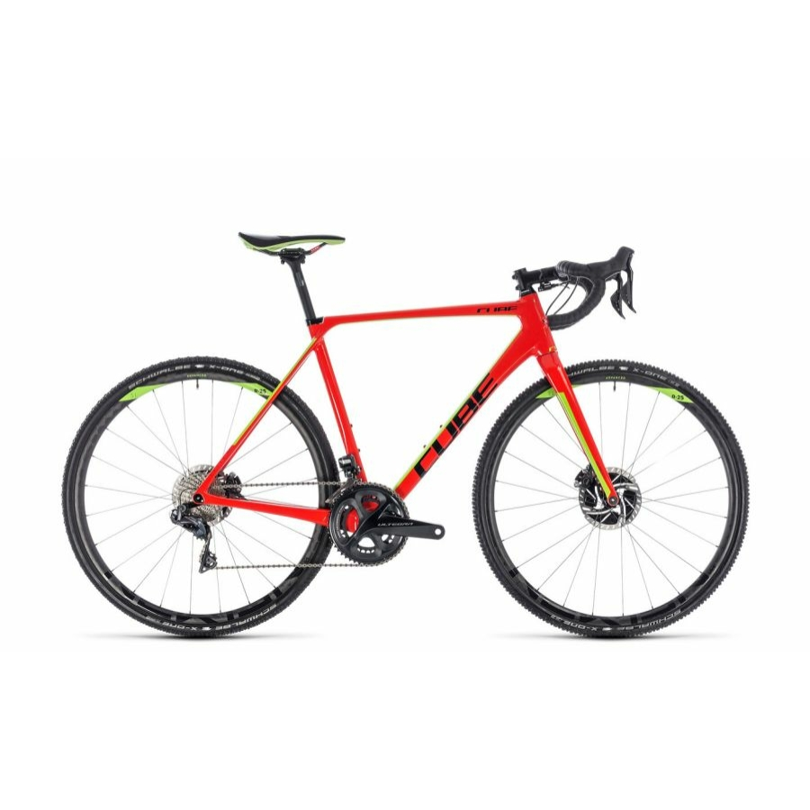 CUBE CROSS RACE C:62 SLT 2018 Kerékpár
