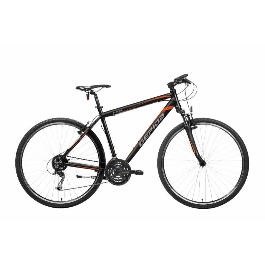 Gepida Alboin 300 CRS 2018 Férfi és női modell, Cross Trekking Kerékpár