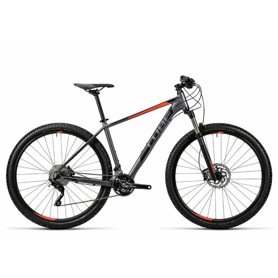 """Cube Attention SL 2016 27,5"""" és 29"""" MTB Kerékpár"""