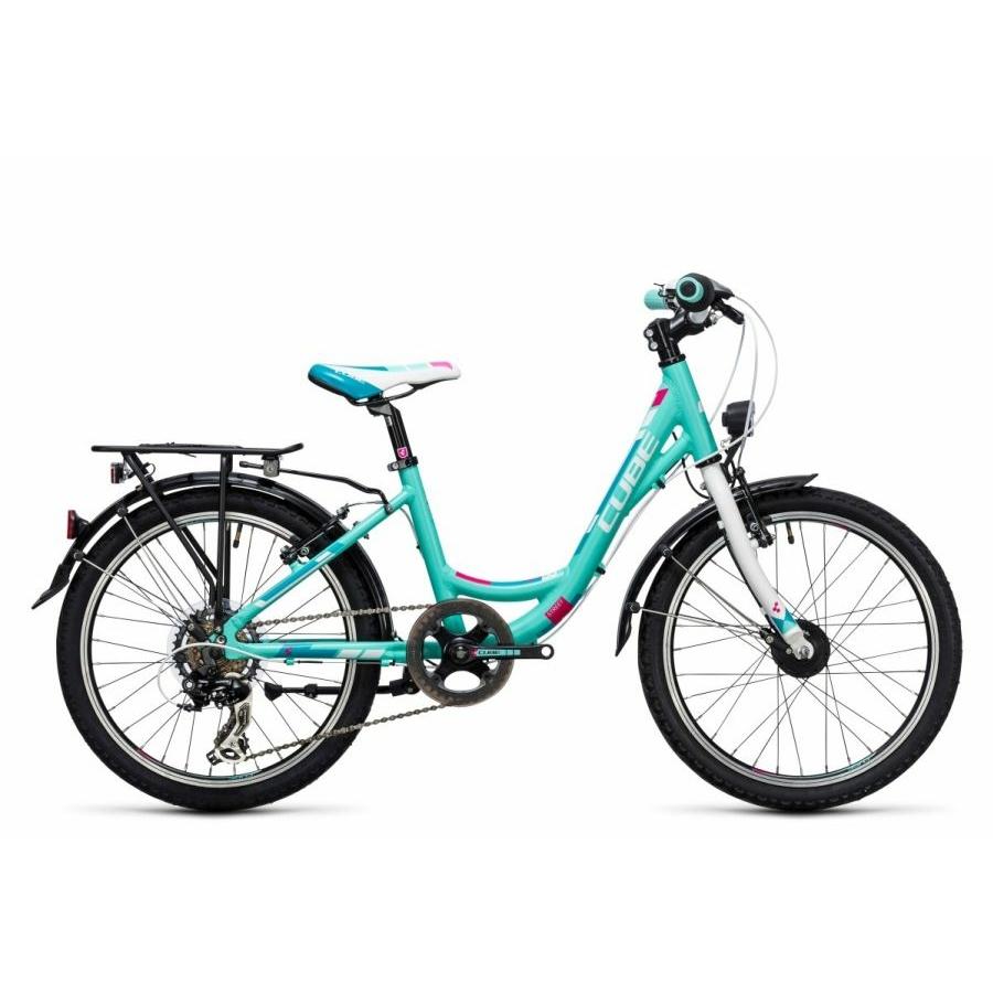 """Cube Kid 200 Street mint´n´white 2017 20"""" Gyermek Kerékpár"""