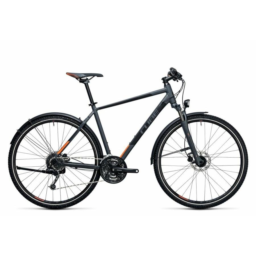 Cube Curve Allroad 2017 férfi és női modell, Cross Trekking Kerékpár