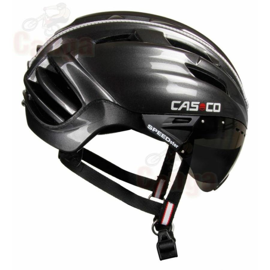 Casco SPEEDster-TC Plus (SPEEDmask lencsével)