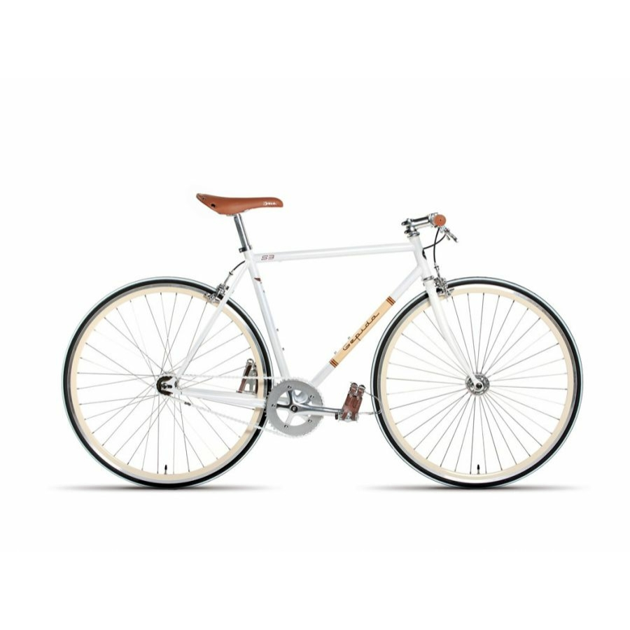 Gepida S3 Single Speed 2019 Fixi Kerékpár