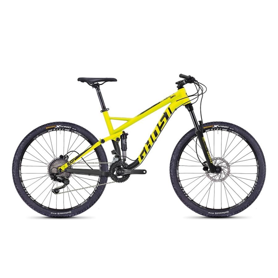 """Ghost Kato FS 2.7 2018 27,5"""" Összteleszkópos MTB Kerékpár"""