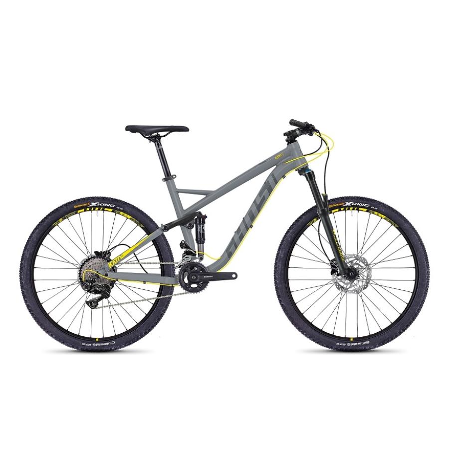 """Ghost Kato FS 3.7 2018 27,5"""" Összteleszkópos MTB Kerékpár"""