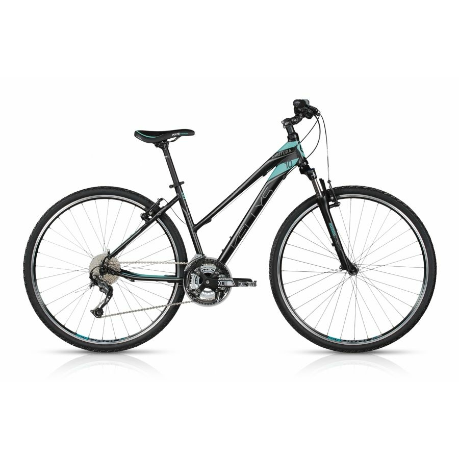 Kellys Phutura 10 2017 Cross Trekking Kerékpár